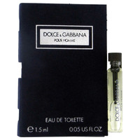Dolce & Gabbana 0.06 oz Vial Sample for Men