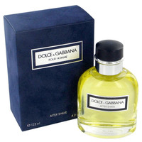 Dolce & Gabbana 4.2 oz After Shave for Men