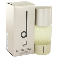 D By Alfred Dunhill 3.4 oz Eau De Toilette Spray for Men