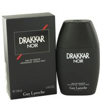 Drakkar Noir By Guy Laroche 3.4 oz Eau De Toilette Spray for Men