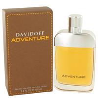 Adventure By Davidoff 3.4 oz Eau De Toilette Spray for Men