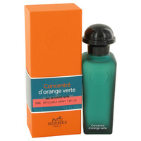 Eau D'Orange Verte By Hermes 1.6 oz Eau De Toilette Spray Concentre Refillable Unisex