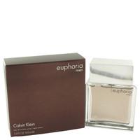 Euphoria By Calvin Klein 3.4 oz Eau De Toilette Spray for Men