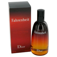 Fahrenheit By Christian Dior 3.3 oz After Shave for Men