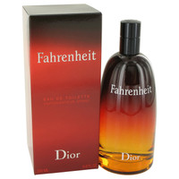 Fahrenheit By Christian Dior 6.8 oz Eau De Toilette Spray for Men