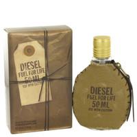 Fuel For Life By Diesel 1.7 oz Eau De Toilette Spray for Men