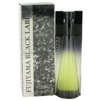 Fujiyama Black Label By Succes De Paris 3.4 oz Eau De Toilette Spray for Men