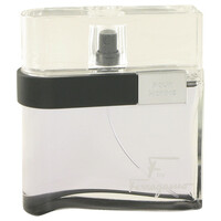 F Black By Salvatore Ferragamo 3.4 oz Eau De Toilette Spray Tester for Men