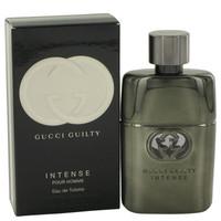 Guilty Intense By Gucci 1.7 oz Eau De Toilette Spray for Men