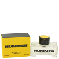 Hummer By Hummer 4.2 oz Eau De Toilette Spray for Men
