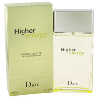 Higher Energy By Christian Dior 3.3 oz Eau De Toilette Spray for Men