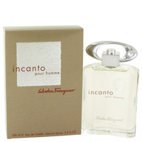 Incanto By Salvatore Ferragamo 3.4 oz Eau De Toilette Spray for Men