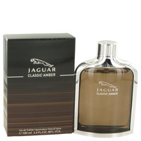 Classic Amber By Jaguar 3.4 oz Eau De Toilette Spray for Men