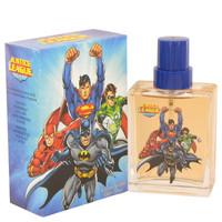 Justice League By Justice League 3.4 oz Eau De Toilette Spray for Men