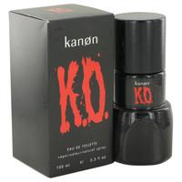 Ko By Kanon 3.3 oz Eau De Toilette Spray for Men