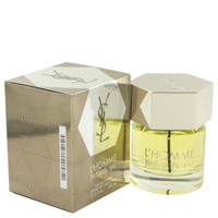 L'Homme By Yves Saint Laurent 2 oz Eau De Toilette Spray for Men