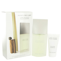 L'Eau D'Issey (Issey Miyake) By Issey Miyake Gift Set with Shower Gel for Men