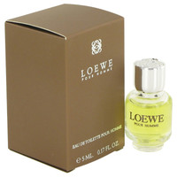 Homme By Loewe 0.17 oz Mini EDT for Men