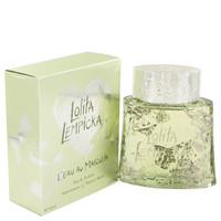 L'Eau Au Masculin By Lolita Lempicka 3.4 oz Eau De Toilette Spray for Men