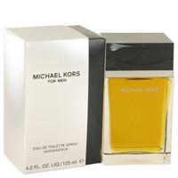 Michael Kors By Michael Kors 4.2 oz Eau De Toilette Spray for Men