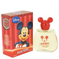Mickey By Disney 3.4 oz Eau De Toilette Spray for Men