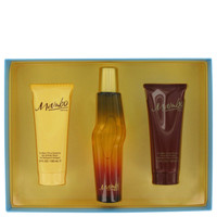 Mambo By Liz Claiborne Gift Set with Body Moisturizer for Men