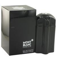 Emblem By Mont Blanc 3.4 oz Eau De Toilette Spray for Men