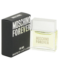 Forever By Moschino 0.12 oz Mini EDT for Men