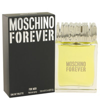 Forever By Moschino 3.4 oz Eau De Toilette Spray for Men