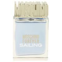 Forever Sailing By Moschino 3.4 oz Eau De Toilette Spray Tester for Men
