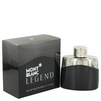 Legend By Mont Blanc 1.7 oz Eau De Toilette Spray for Men