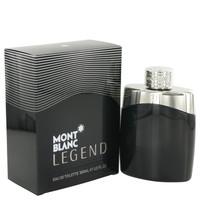 Legend By Mont Blanc 3.4 oz Eau De Toilette Spray for Men