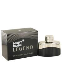 Legend By Mont Blanc 1 oz Eau De Toilette Spray for Men