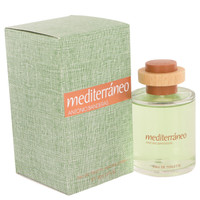 Mediterraneo By Antonio Banderas 3.4 oz Eau De Toilette Spray for Men