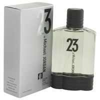 23 By Michael Jordan 3.4 oz Eau De Cologne Spray for Men
