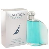 Classic By Nautica 3.4 oz Eau De Toilette Spray for Men