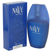 Navy By Dana 1.7 oz Cologne Spray for Men
