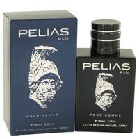 Pelias Blu By YZY Perfume 3.3 oz Eau De Toilette Spray for Men