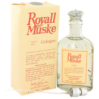 Royall Muske By Royall Fragrances 4 oz All Purpose Lotion/Cologne for Men
