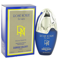 Rose Noire By Giorgio Valenti 3.4 oz Eau De Toilette Spray for Men