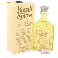 Royall Spyce By Royall Fragrances 4 oz All Purpose Lotion/Cologne for Men