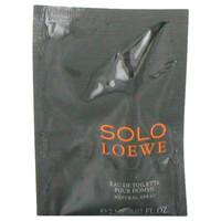 Solo Loewe By Loewe 0.07 oz Vial Sample for Men