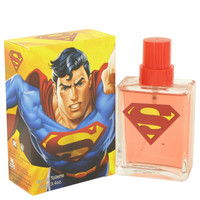 Superman By Cep 3.4 oz Eau De Toilette Spray for Men