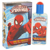 Spiderman By Marvel 3.4 oz Eau De Toilette Spray for Men