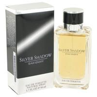 Silver Shadow By Davidoff 1.7 oz Eau De Toilette Spray for Men