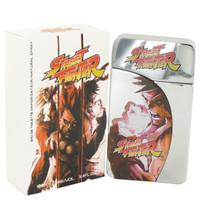 Street Fighter By Capcom 3.4 oz Eau De Toilette Spray for Men