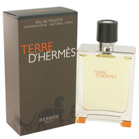 Terre D'Hermes By Hermes 3.4 oz Eau De Toilette Spray for Men