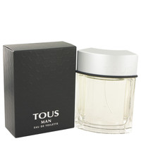 Tous By Tous 3.4 oz Eau De Toilette Spray for Men