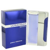 Ultraviolet By Paco Rabanne 3.4 oz Eau De Toilette Spray for Men