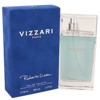 Vizzari By Roberto Vizzari 3.3 oz Eau De Toilette Spray for Men